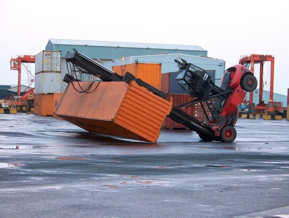 What Caused The Forklift Accident?